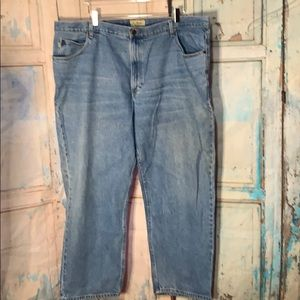 Men's LL Bean Relaxed Fit Jeans 2 Pairs